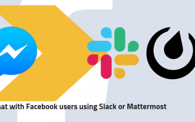 Chat with Facebook users using Slack or Mattermost