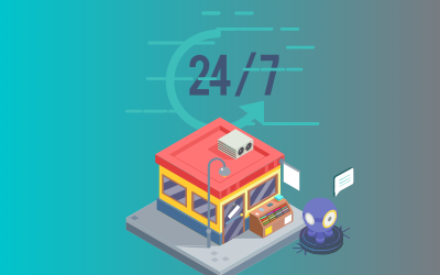 AI-Human Collaboration for Customer Service