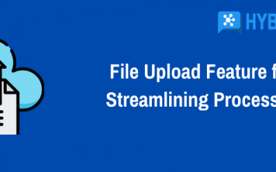 File Upload Feature for Streamlining Processes