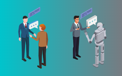 AI-Human Collaboration saves time and frees agents