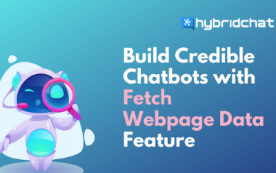 Build Credible Chatbots with Fetch-Webpage-Data Feature