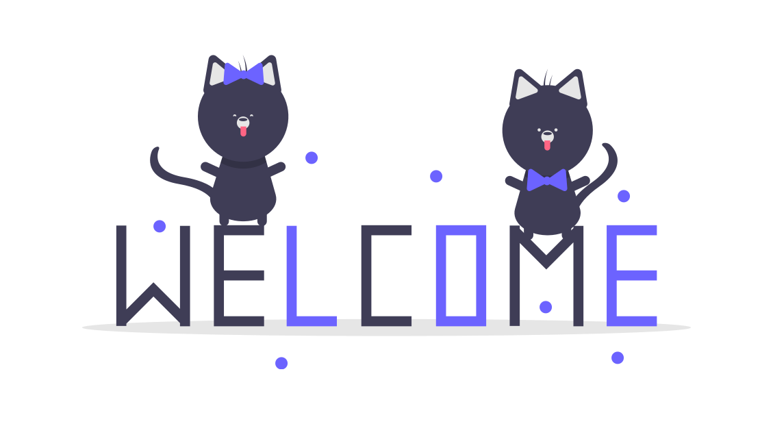 Welcome a New or Returning Visitor
