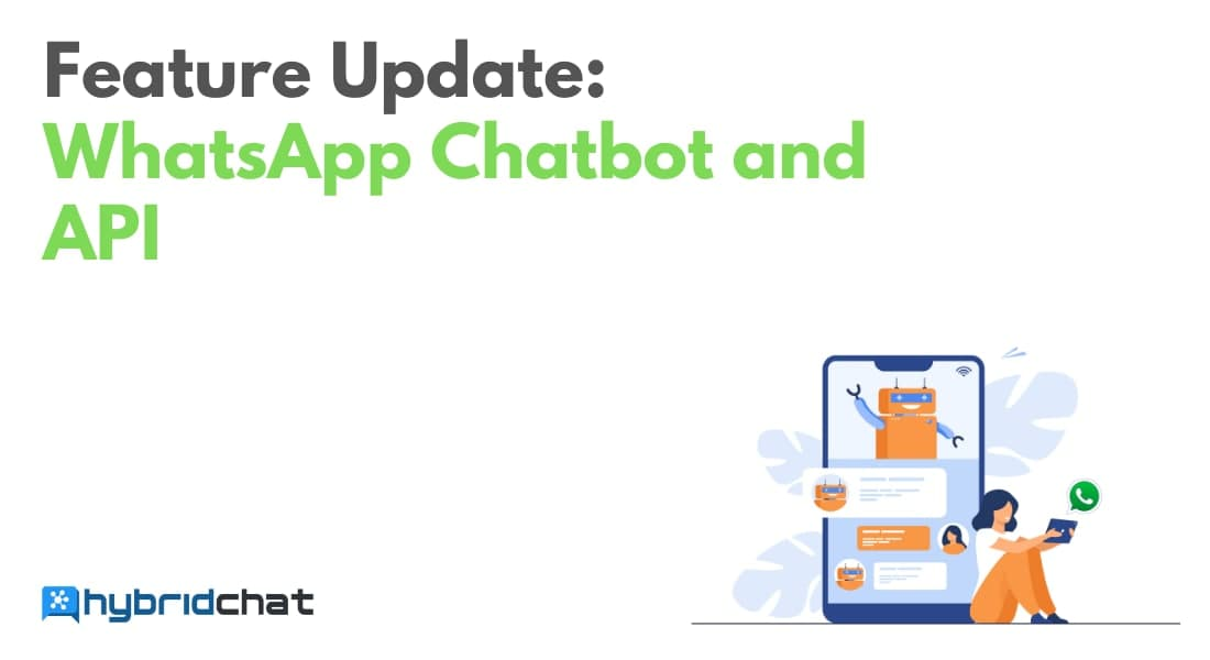 Whatsapp chatbot & API