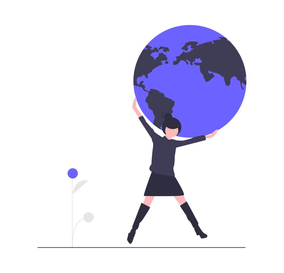 Serve customers globally
